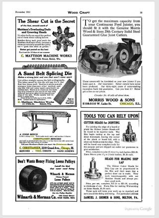 Woodcraft nov 1913 christiansen