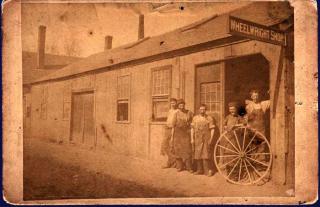 Wheelwrightshopmay1881.1