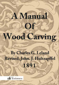 Leland Wood Carving Cover