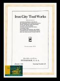 Iron City Tools Trade Catalog